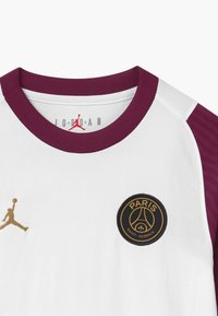 Nike Performance - PARIS ST GERMAIN UNISEX - Klubové oblečení - white/bordeaux/black/truly gold - 2