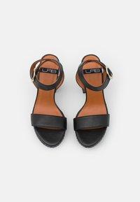 LAB - Platform sandals - black - 5