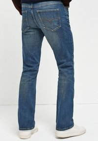 Next - Bootcut jeans - blue denim - 1