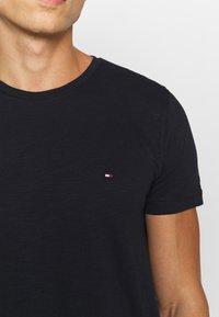 Tommy Hilfiger - SLUB TEE - Basic T-shirt - desert sky - 5