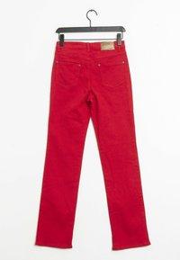 ARIZONA - Straight leg jeans - red - 1