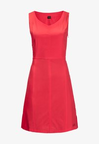 Jack Wolfskin - Sports dress - tulip red - 3