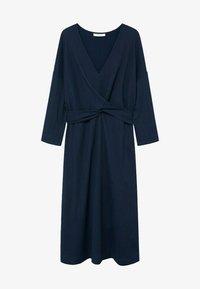 Violeta by Mango - DOMIN - Jumper dress - dark navy - 4