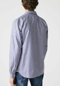 Lacoste - Shirt - blanc / bleu marine - 2