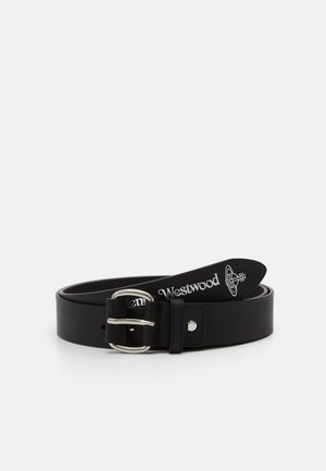 BELTS ROLLER BUCKLE BELT - Cintura - black