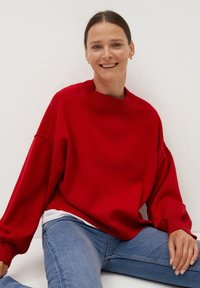 Mango - YLENIA - Sweater - red - 4