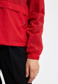 DeFacto - Light jacket - red - 4
