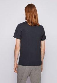 BOSS - TOMIO - T-Shirt print - black - 1