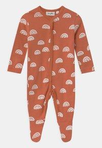 Sanetta - UNISEX - Sleep suit - terra - 0