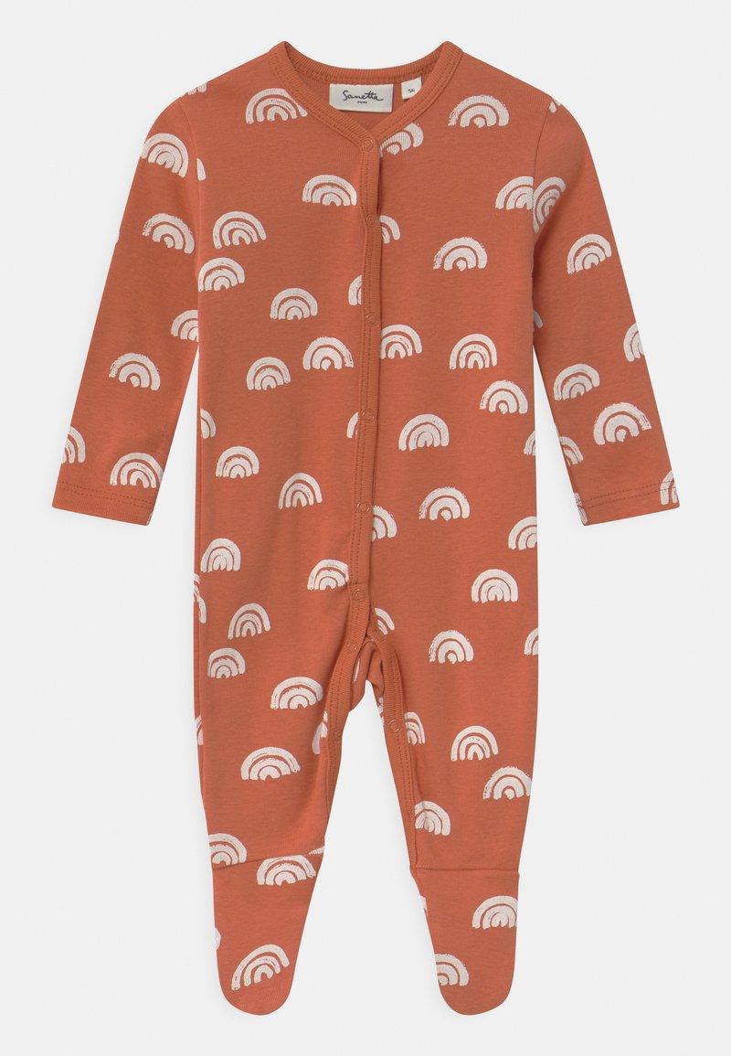 Sanetta - UNISEX - Sleep suit - terra