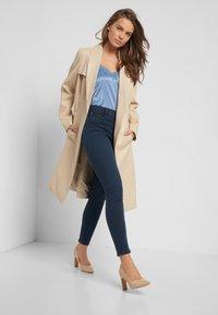 ORSAY - Jeans Skinny Fit - dark stoned - 1