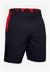 Under Armour - VANISH  - Sports shorts - black - 2