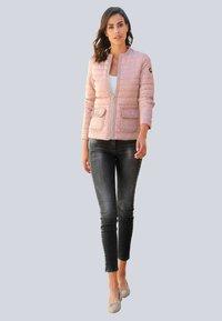 Alba Moda - Down jacket - rosé - 1