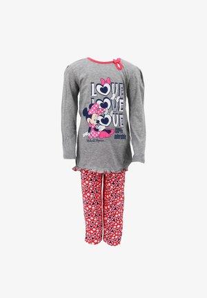 DISNEY MINNIE MOUSE  - Pyjama set - grau