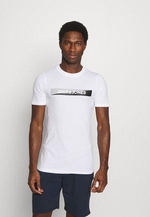 JACTREVOR TEE - Pyjama top - white