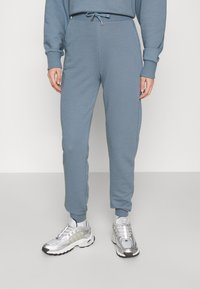 NU-IN - FIT - Tracksuit bottoms - blue - 0
