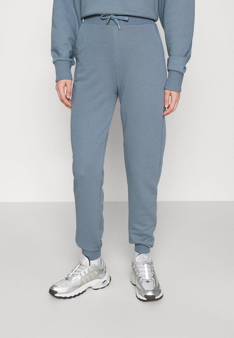 NU-IN - FIT - Tracksuit bottoms - blue
