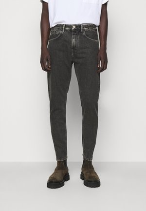 COOPER  - Jeans Tapered Fit - dark grey