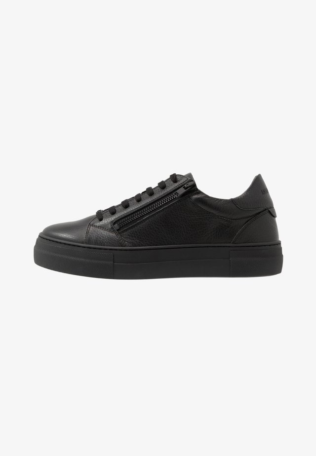 ZIPPER - Sneakers basse - black