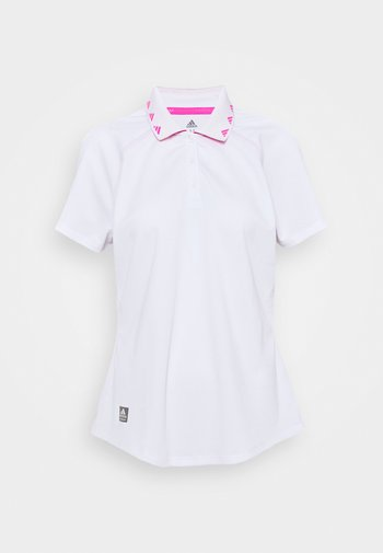 EQUIPMENT SHORT SLEEVE - Polo shirt - white