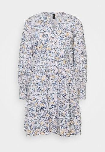 YASFIELDA DRESS - Robe chemise - star white