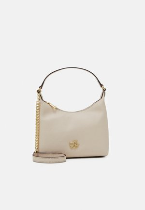 CAROL MINI POUCHETTE - Handbag - eggshell