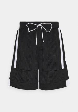COURT SIDE SHORT - Sports shorts - black
