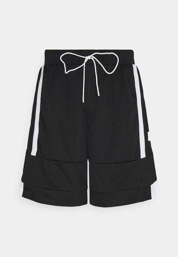COURT SIDE SHORT - Pantalón corto de deporte - black
