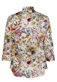 Franco Callegari - Button-down blouse - weiß mehrfarbig - 2