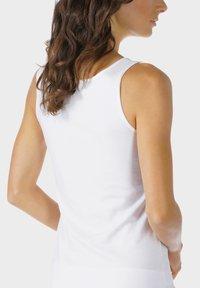 mey - TOP SERIE COTTON PURE - Undershirt - weiss - 1
