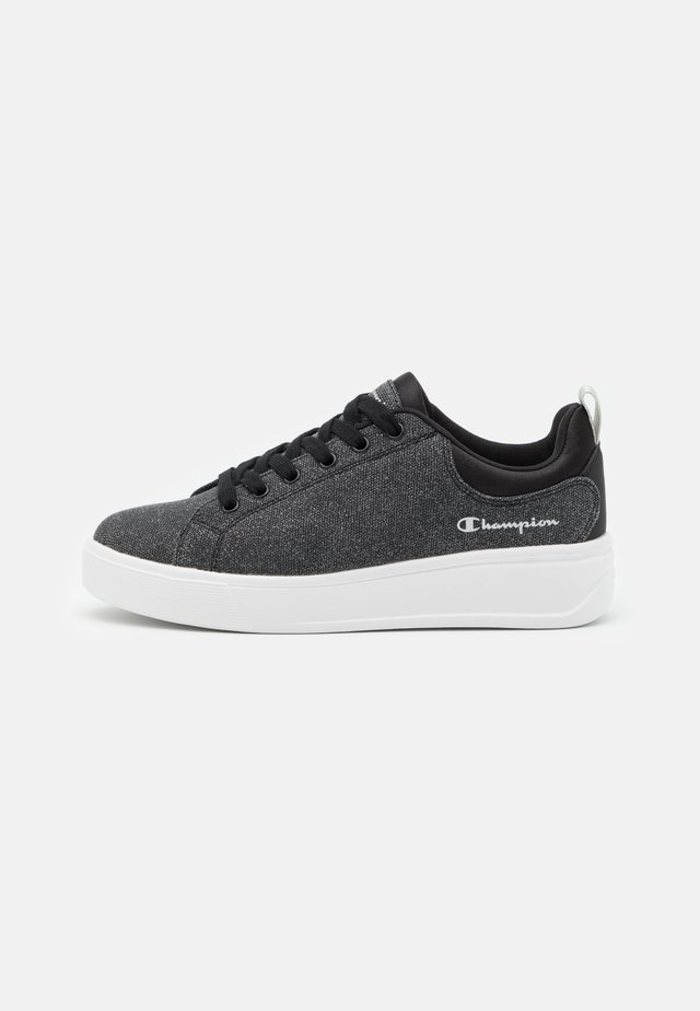 PARIS C - Sports shoes - black
