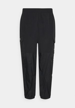 STEEP TECH LIGHT PANT - Cargo trousers - black