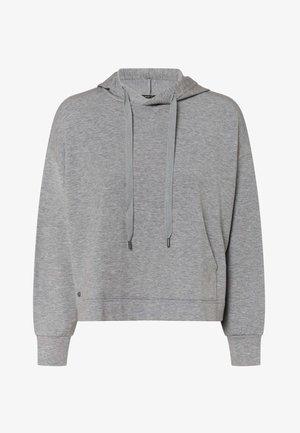 Hoodie - light grey