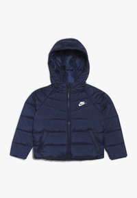 Nike Sportswear - FILLED JACKET BABY - Winter jacket - midnight navy - 0