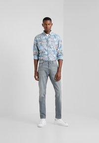 HKT by Hackett - CORE  - Straight leg jeans - grey - 1