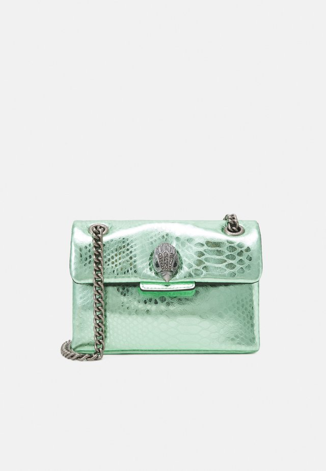 MINI KENSINGTON BAG - Axelremsväska - pale green