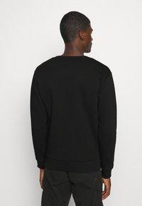 CLOSURE London - GLOBAL CREWNECK - Sweatshirt - black - 2