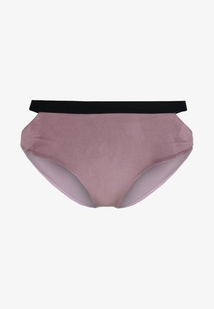 BE UNIQUE - Briefs - dark pink