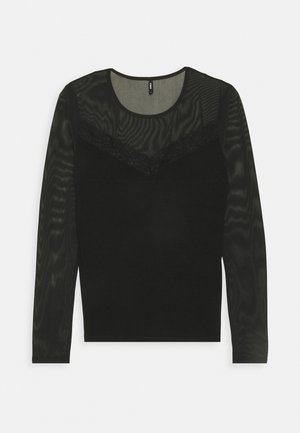 ONLQUINN  - Long sleeved top - black