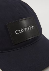 Calvin Klein - PATCH - Cappellino - blue - 2