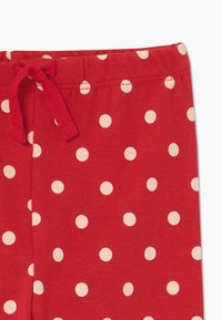 GAP - DOT PANT BABY 2 PACK - Leggings - Trousers - ivory frost - 4