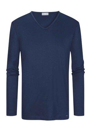 LANGARMSHIRT - Pyjama top - neptune