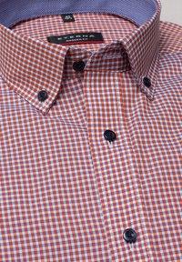 Eterna - MODERN FIT  - Shirt - pfirsich/weiss - 4