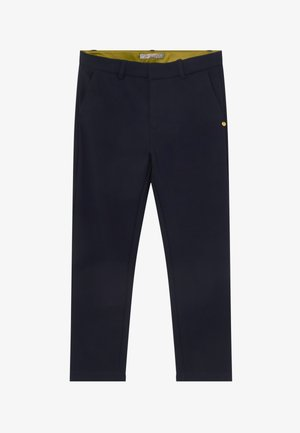 SLIM FIT TAILORED - Broek - night