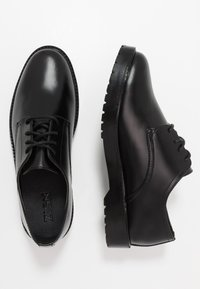 Zign - Derbies & Richelieus - black - 1