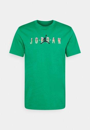 CREW - T-shirt con stampa - stadium green