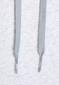 Nike Sportswear - Felpa con cappuccio - birch heather/particle grey/black - 4