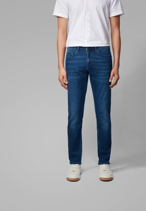 CHARLESTON BC - Slim fit jeans - blue