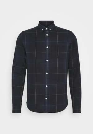 JASPER CHECK - Shirt - blackwatch