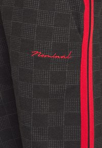 Nominal - CHECK TROUSER - Trousers - black - 5